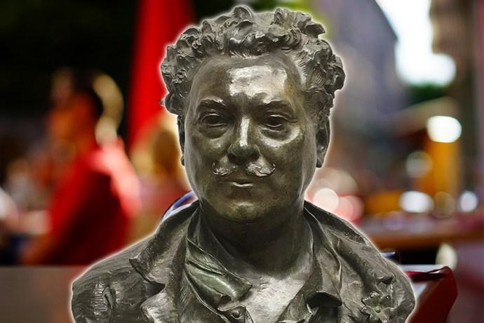 Jean-Camille Fulbert-Dumonteil, poète de la table