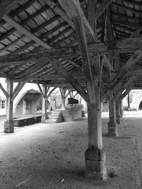 Monpazier-sous-la-Halle