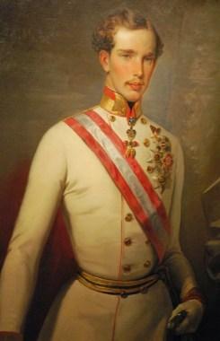 Portrait François-Joseph
