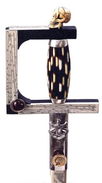 Épée de Monsieur Valleron © Michel Renonciat
