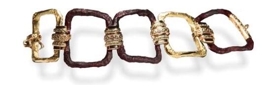 Bracelet Rouille, Or ©thierry vendome