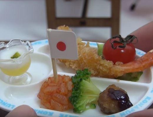 cuisine miniture