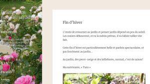 meilleurs blog de jardin