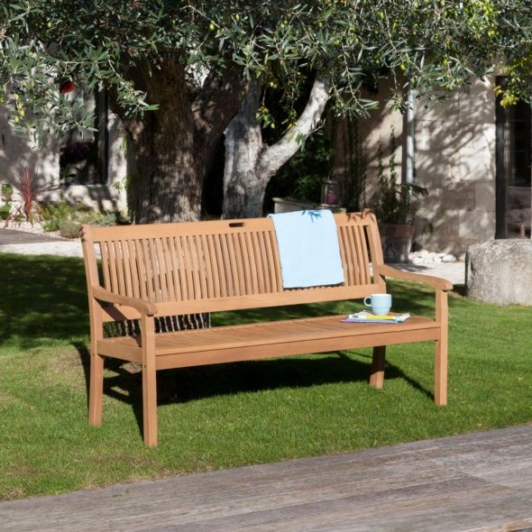 Choisir un banc de Jardin - Esprit Laïta