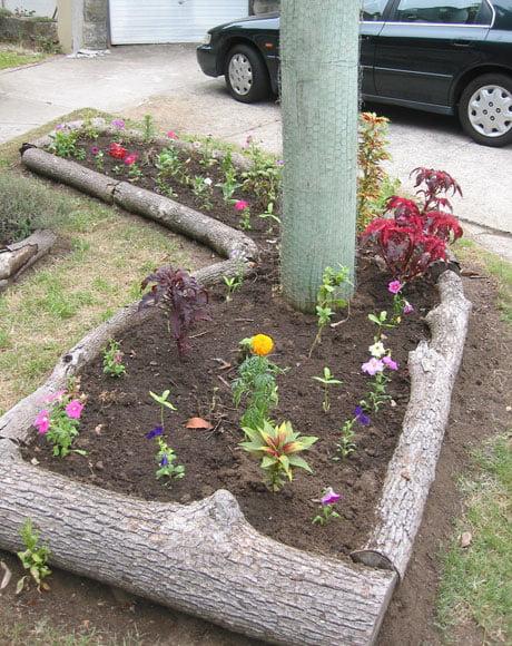 10 bordures de jardin