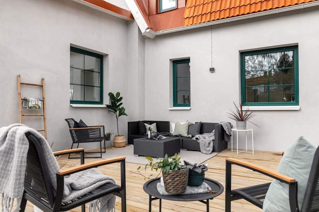 10 idées d'aménagement de la terrasse