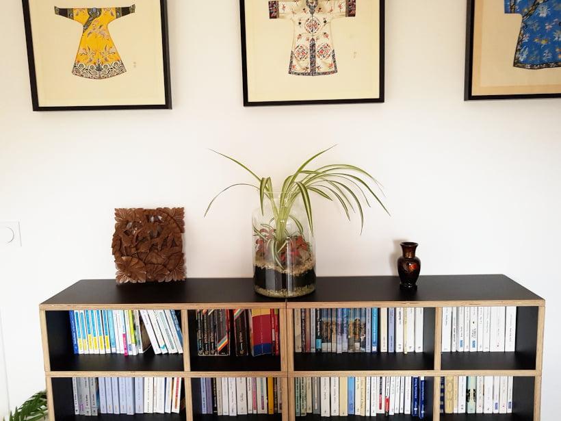 Mon avis sur les étagères modulables et  bibliothèques sur mesure Tylko