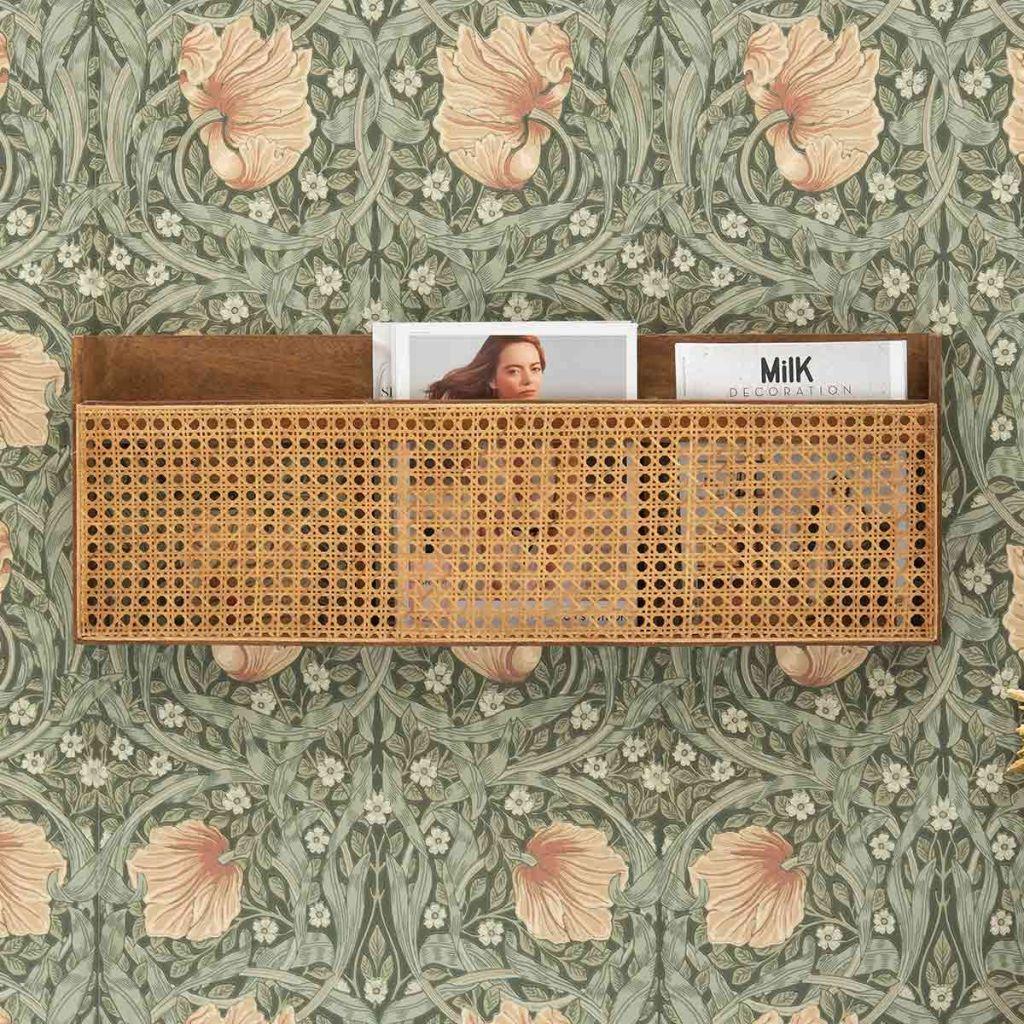 meuble en cannage