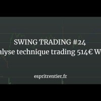 SWING TRADING #24 Analyse technique trading 514€ WTW 10