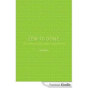 Zen To Done, la méthode pour vivre une vie simple et productive. Ce mois-ci: Collecter [Défi Vif]