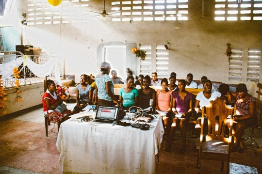 Choir Recording