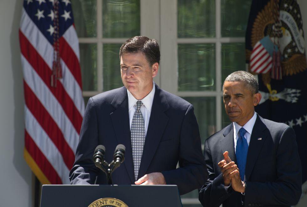 Image result for PHOTOS OF FBI JAMES COMEY