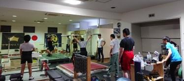 ウエイトリフティング 横浜 教室 パーソナルトレーニング