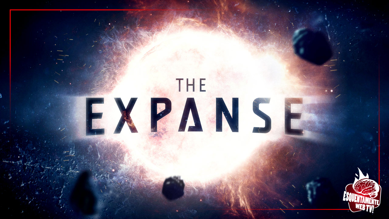 The Expanse série original Netflix
