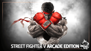 STREET FIGHTER V ARCADE EDITION É ANUNCIADO
