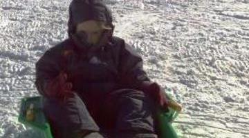 Esquiar y la Familia: Primer Día