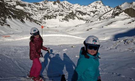 Esquia con Peques en la Estación Extraordinaria