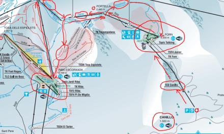 Excursión para Esquiar ¡Salimos! (y II)