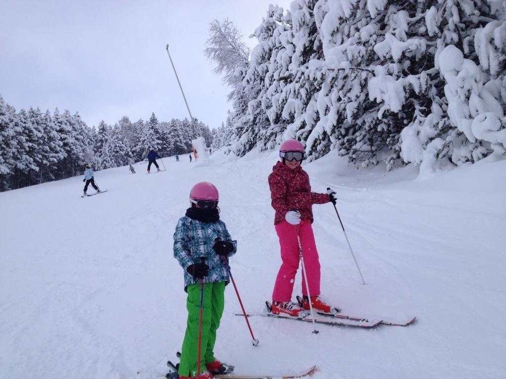 Esquia con Peques en Vallnord Pal
