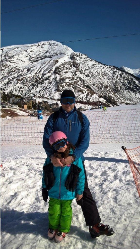 Candanchú Febrero 2016 Esquia Con Peques