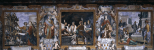 s-bibiana-dipinti-navata-ciampelli