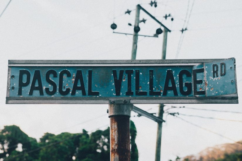 Foto por Dario Didon Pascal Village (Seychelles, África)
