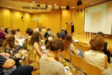 Γ. Μαρκέα (ομιλήτρια)- Μέγαρο Μουσικής Αθηνών