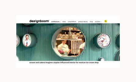 Design boom /  2017