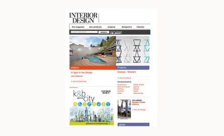 Interior Design / 2012