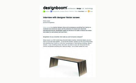 Designboom / 2014