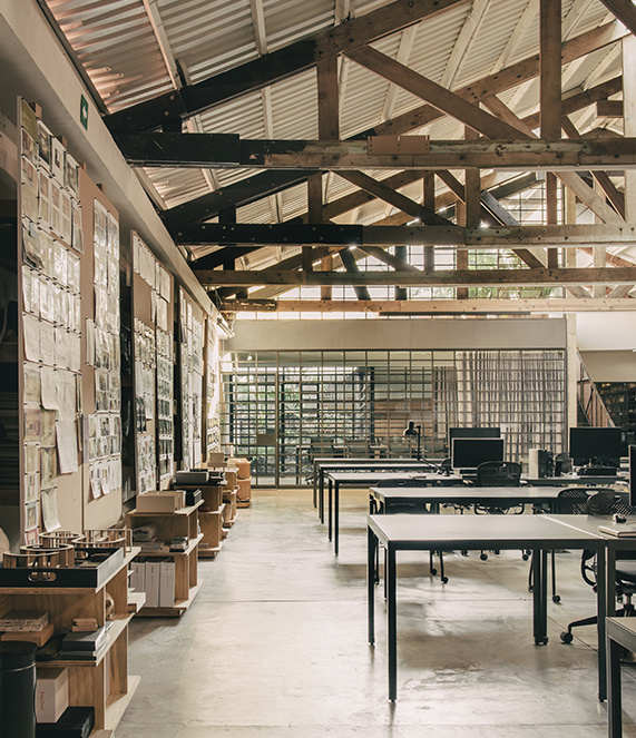 Esrawe Studio / Mexico City, Mexico / 2019