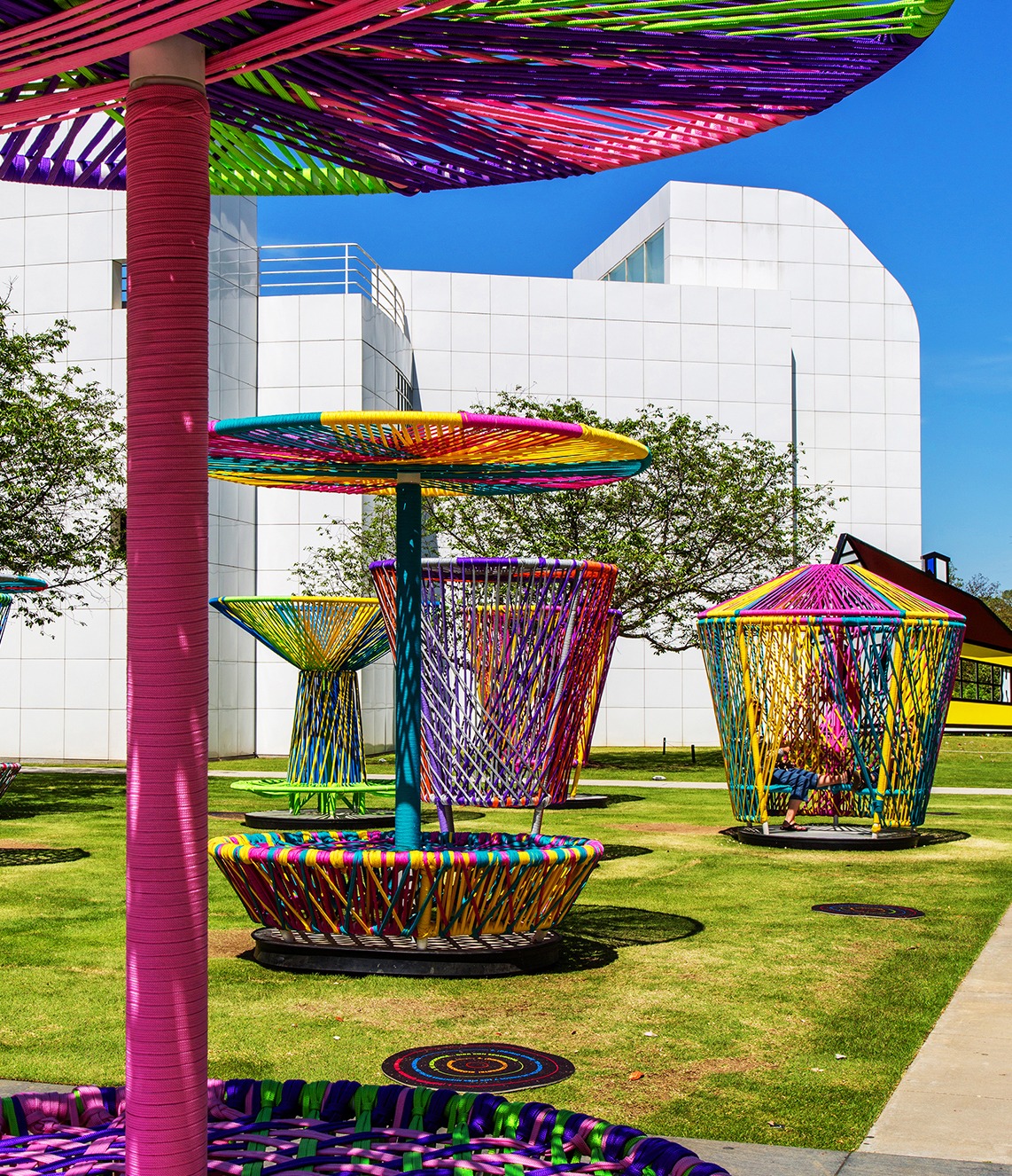 Los Trompos / High Museum of Art, Atlanta, Georgia, EUA / 2015