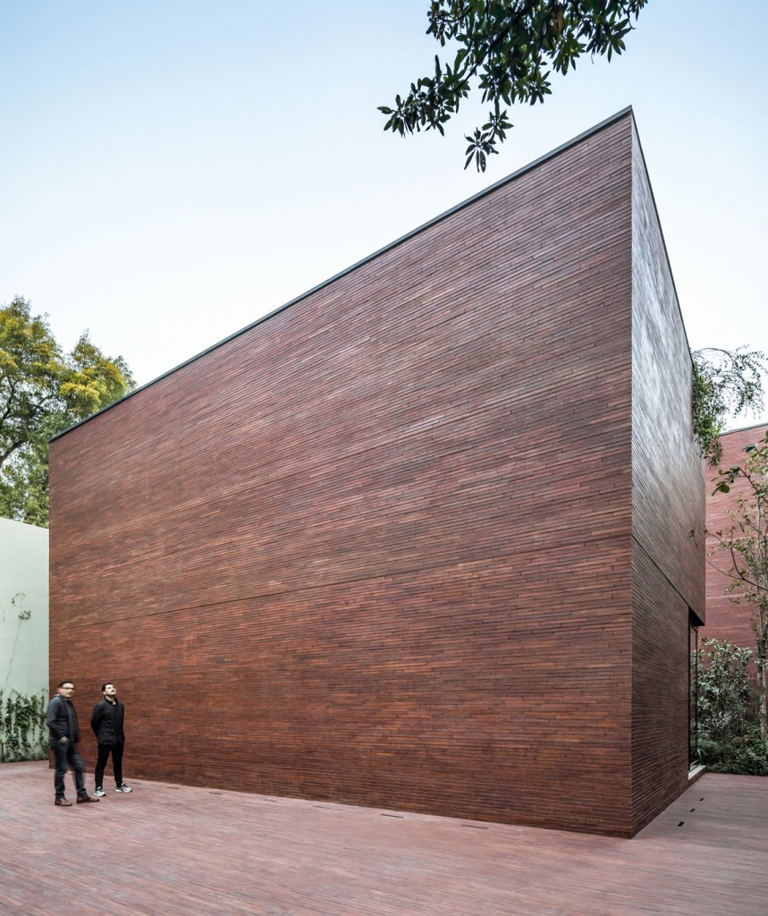 Casa Sierra Fria / Mexico City, Mexico / 2019