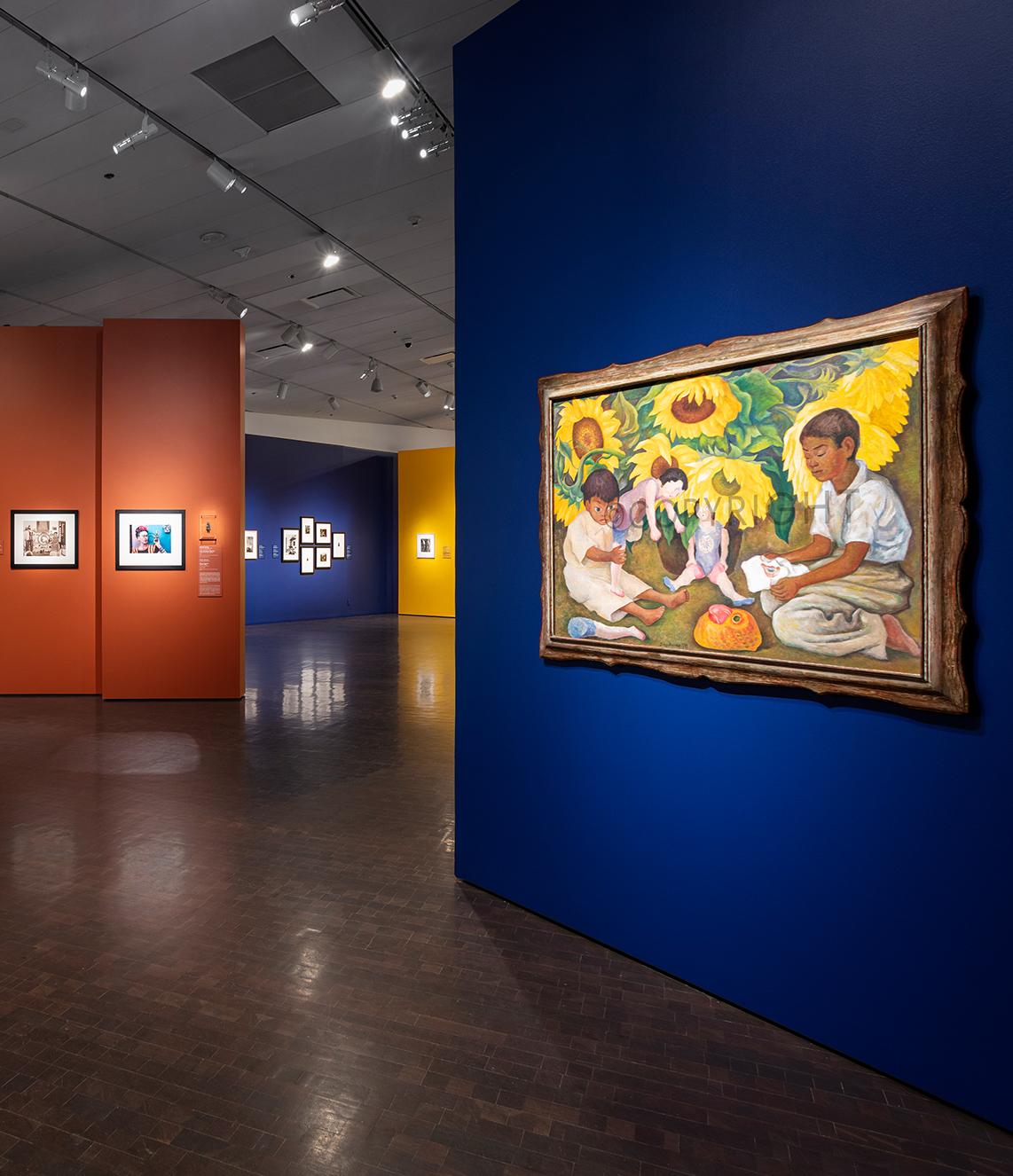 Frida Kahlo, Diego Rivera & Mexican Modernism / Denver Art Museum, Colorado, EUA / 2020
