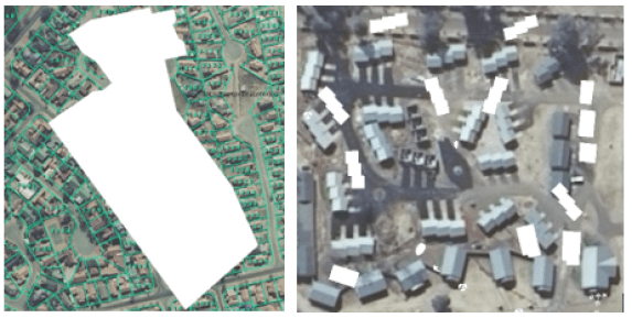 Projection Georeferencing And Spatial Adjustment Cad