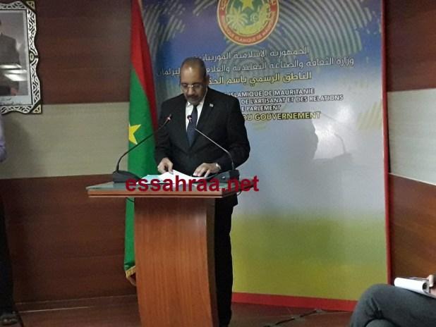 وزير الداخلية في تعليقه على نتائج اجتماع مجلس الوزراء