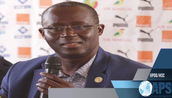 رئيس الاتحاد السنغالي لكرة القدم أوغستين سنغور ـ (المصدر: APS)