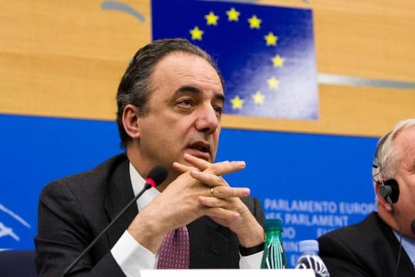 النائب في البرلمان الأوروبي فرانسيسكو خوسي ميّامون ـ (المصدر: الإنترنت)
