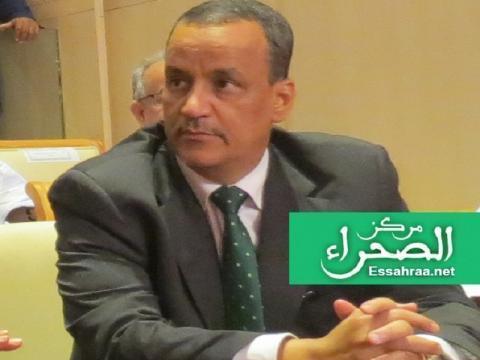 وزير الخارجية - المصدر (الصحراء)