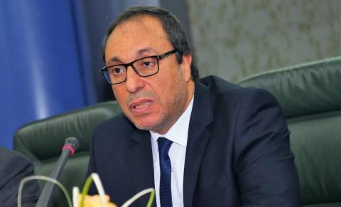 وزير التجهيز والنقل واللوجستيك والماء عبد القادر اعمارة ـ (المصدر: الإنترنت)