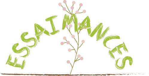 Logo Essaimances permaculture Gravelines permaculture Nord Pas de Calais Permaculture Hauts de France