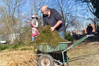 Chantier participatif permaculture Gravelines - Essaimances