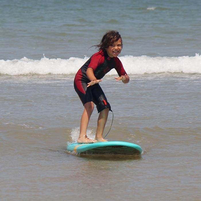 Essaouira Cours de surf enfant