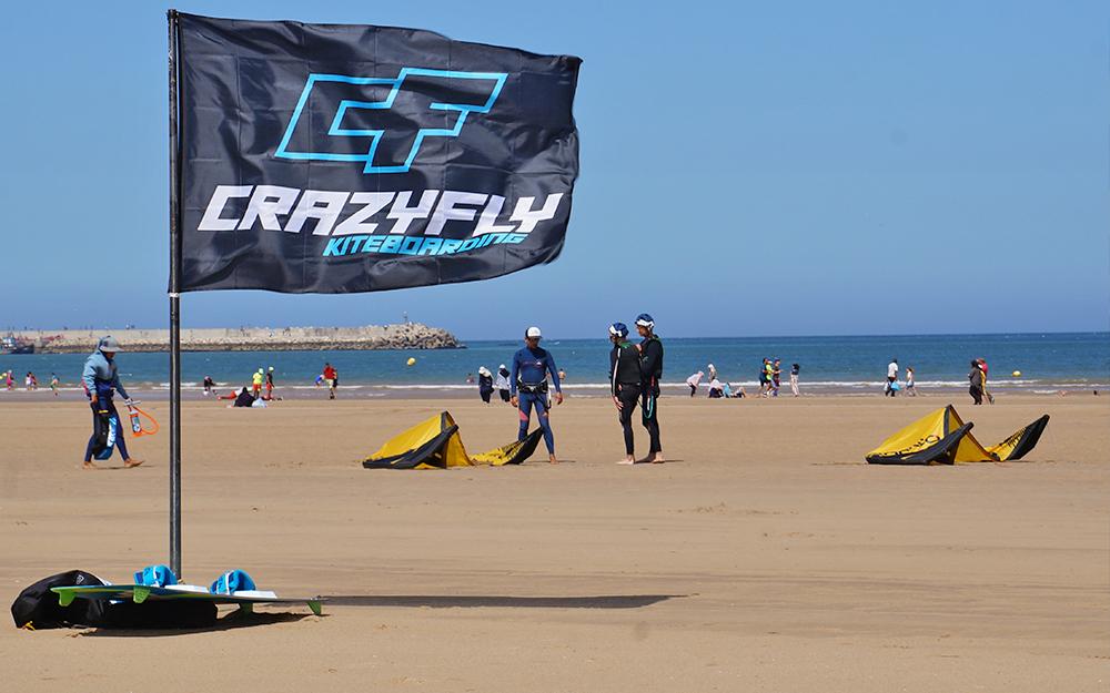 Spot kitesurf essaouira maroc