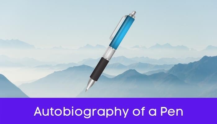 कलम की आत्मकथा हिंदी निबंध - Autobiography of Pen Essay in Hindi
