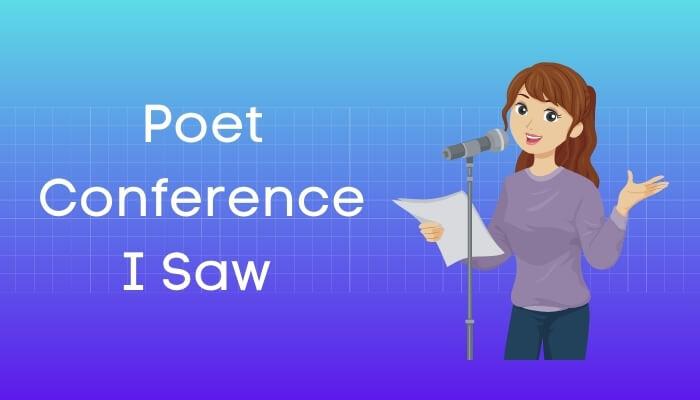 मेरा देखा हुआ कवि-सम्मेलन हिंदी निबंध - Poet Conference I Saw Essay in Hindi