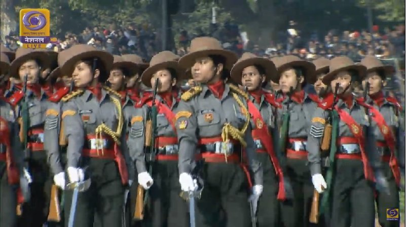 Women Assam Rifles