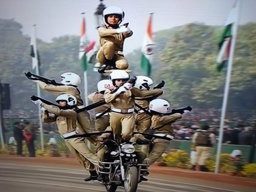 Indian Women bsf 3