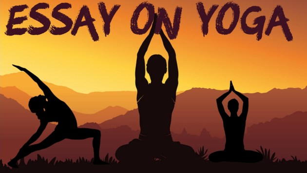 Essay On Yoga In English 250 500 And 1000 Words Essaygallery Com