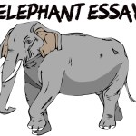 ESSAY ON ELEPHANT IN ENGLISH 200, 500 AND 1000 + WORDS